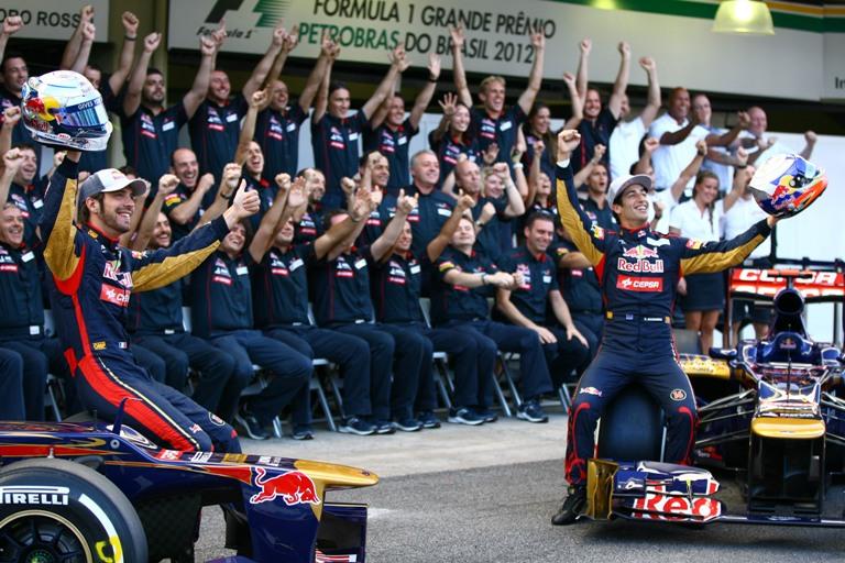 """Toro Rosso: Jean-Eric Vergne, """"Bello finire il 2012 a punti"""""""