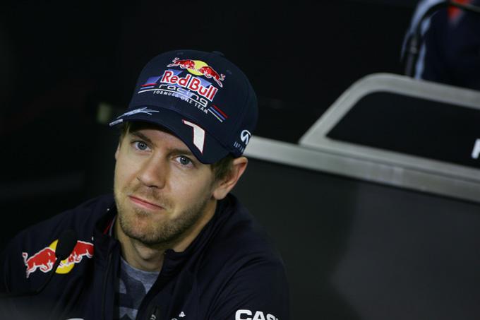 """Vettel: """"Le mie vittorie non solo merito della vettura"""""""