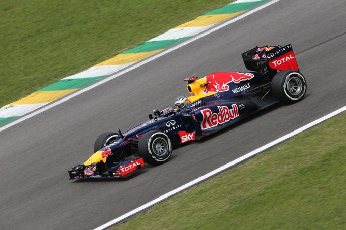 GP Brasile: vince Button, Vettel tre volte Campione del Mondo