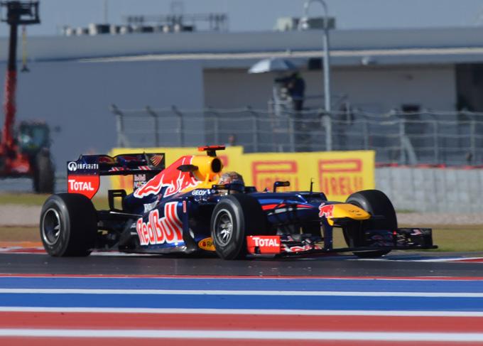 GP USA, Prove Libere 2: Vettel domina il venerdì ad Austin