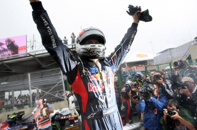 Pagelle del Gran Premio del Brasile 2012