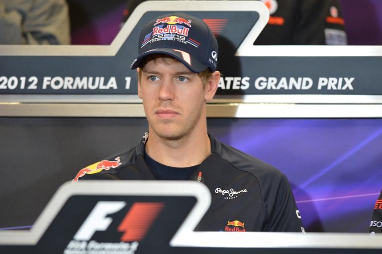 """Vettel sulle parolacce, """"Guardatevi i programmi per bambini!"""""""