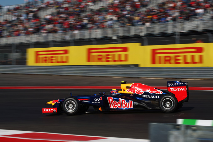 GP USA: solo un richiamo per Webber. Nessuna penalità per Schumacher