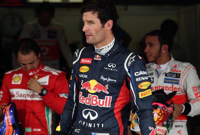 """Red Bull, Mark Webber: """"Domani saro' esclusivamente concentrato sulla mia gara"""""""