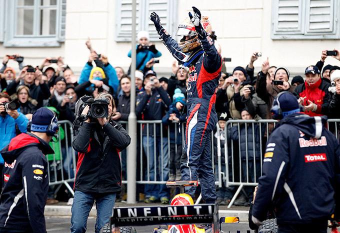 """Sebastian Vettel: """"Si può sempre fare di meglio"""""""