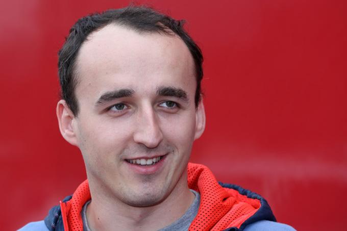 Kubica esclude un ritorno in F1 in tempi brevi