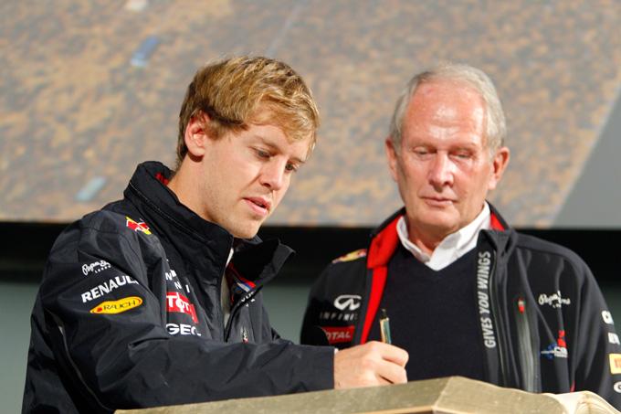 """Marko: """"Il Red Bull Ring può ospitare una gara anche nel 2013"""""""