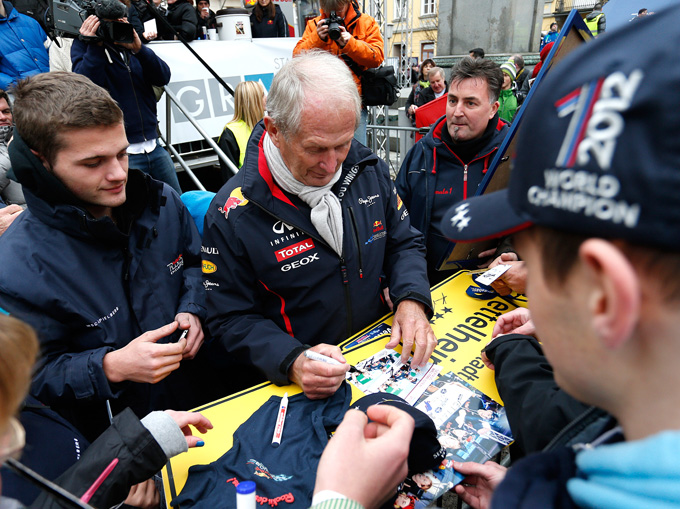 """Helmut Marko: """"Il ritorno del GP di Austria? Mai dire mai"""""""