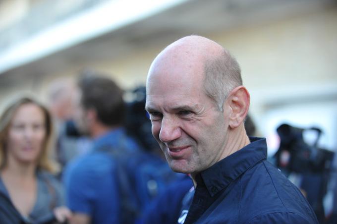 """Red Bull, Newey: """"Il ritardo per il 2013 non è un problema"""""""