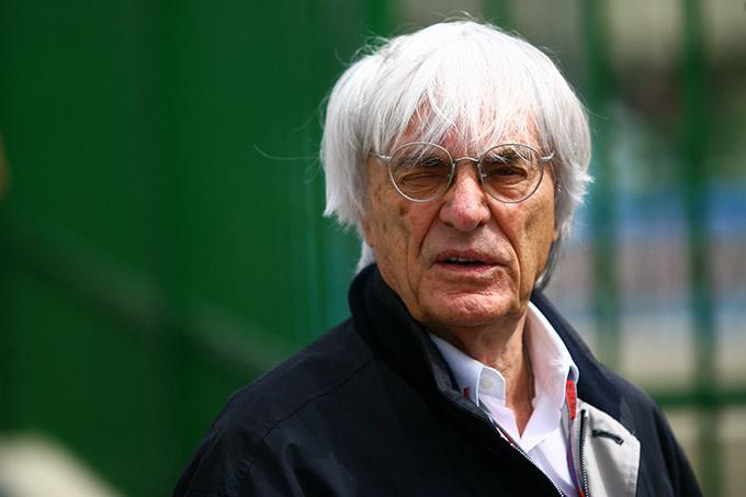 """Bernie Ecclestone: """"Scorpion Racing? Credo sia un po' troppo tardi"""""""