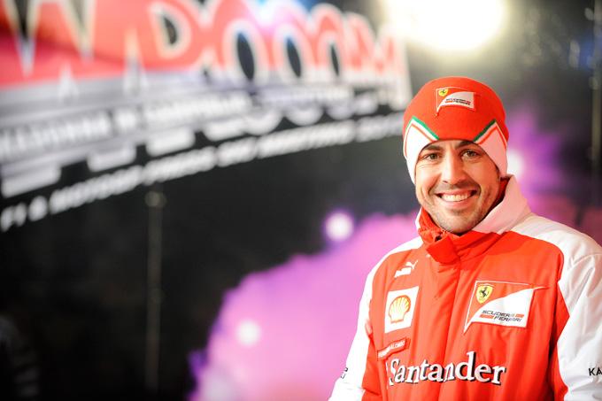 """Alonso: """"Ho rifiutato la Red Bull un paio di volte"""""""