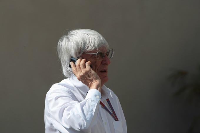 """Ecclestone: """"Il Portogallo potrebbe ospitare un GP di F1 nel 2013"""""""