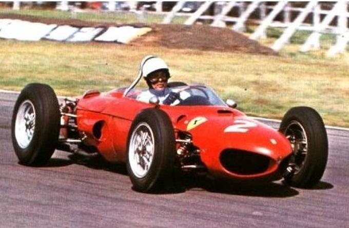 La Ferrari 156 F1 Shark Nose