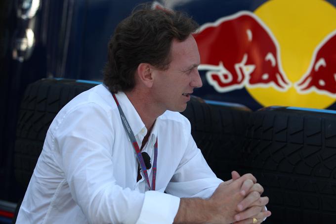 Horner era a Maranello insieme a Whitmarsh e Lauda per discutere del Patto della Concordia