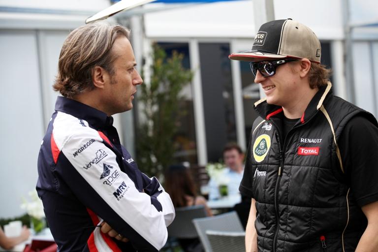 "Adam Parr, ""Nel 2012 Räikkönen l'avrei preso"""