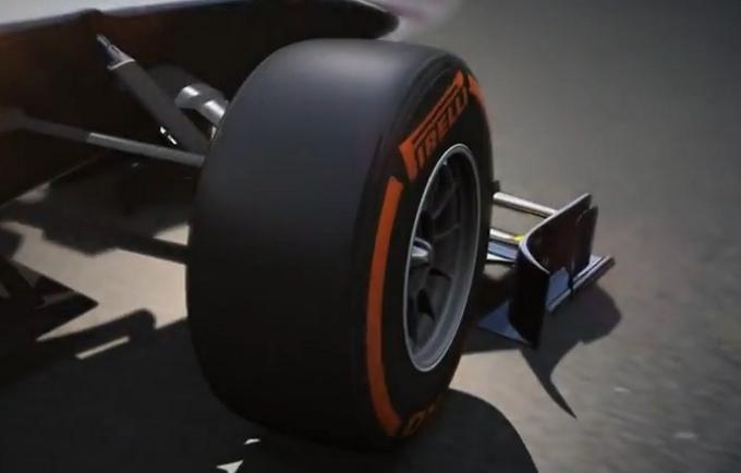 Pirelli rivoluziona i pneumatici per affrontare la stagione di Formula 1 2013