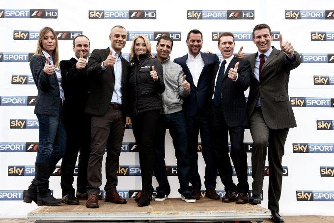 Campionato F1 2013 su Sky: Ognuno sarà il regista del proprio Gran Premio e delle proprie emozioni