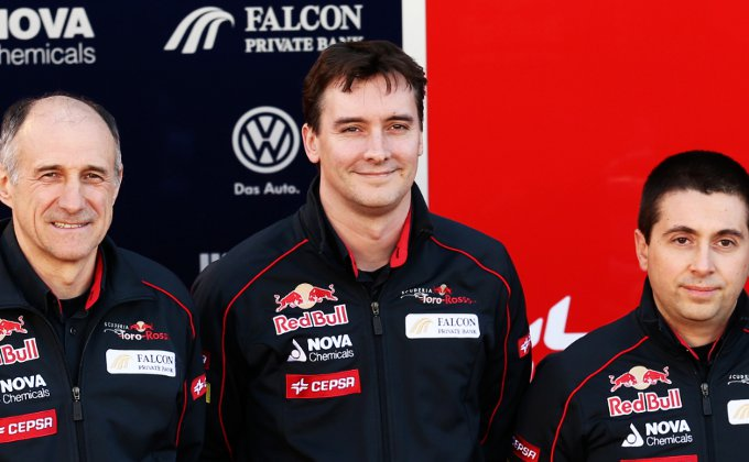 """Toro Rosso, James Key: """"Il nostro obiettivo quest'anno è il sesto posto in classifica costruttori"""""""