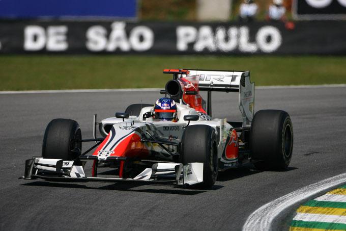 La Pirelli ha comprato la vettura HRT del 2011