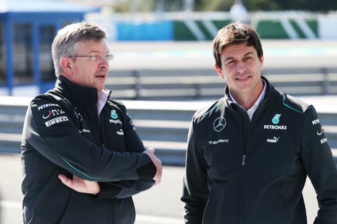 """Mercedes, Brawn: """"Solo in Australia potremo dare un giudizio"""""""