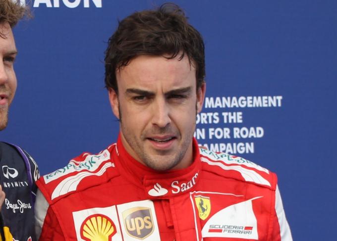 """Alonso: """"Possiamo pensare al podio e magari sognare la vittoria"""""""