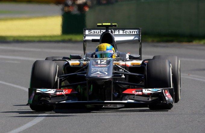 """Sauber: Obiettivo """"zona punti"""" in Malesia"""