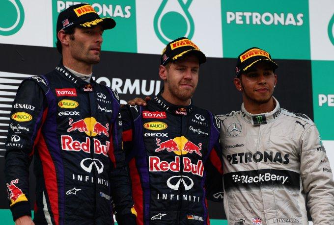 Pagelle del GP Malesia 2013