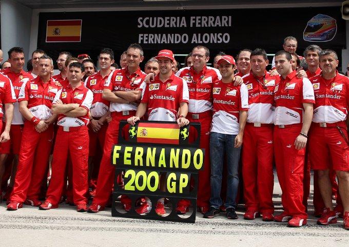 I 200 Gran Premi di Fernando Alonso