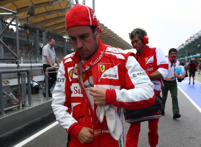 """Alonso: """"Nonostante la delusione di Sepang non abbiamo perso il nostro entusiasmo"""""""