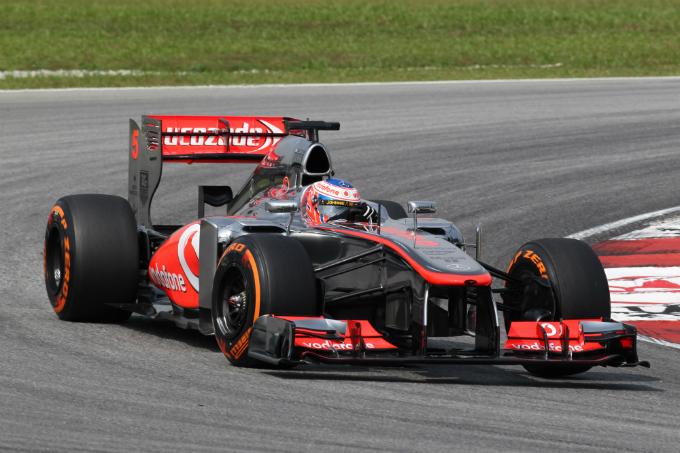 """McLaren, Button: """"Soddisfatti del lavoro svolto"""""""
