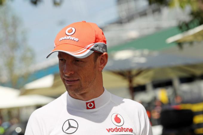 McLaren, Button spera di imitare Alonso