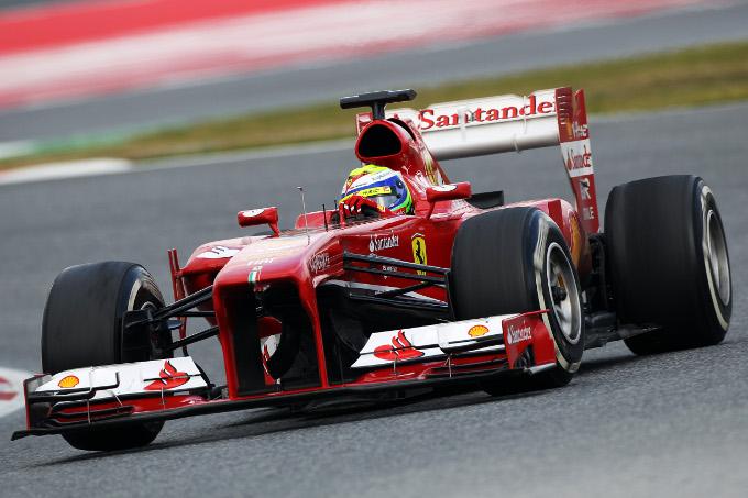 Ferrari F138: dalla produzione alla pista
