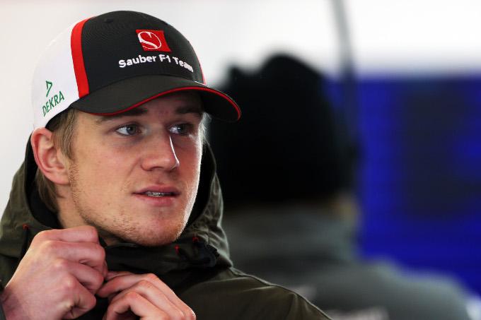 Hulkenberg minimizza le nuove voci sulla Ferrari