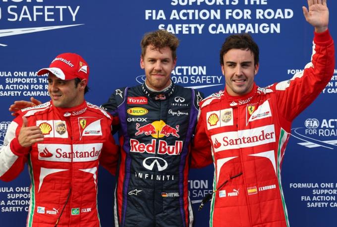"""Alonso: """"Il ritorno di Felipe e' la migliore notizia per la squadra"""""""