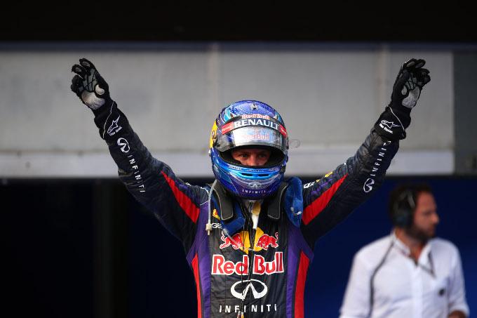 """Vettel: """"Mi scuso con Webber, ma non l'ho fatto di proposito"""""""