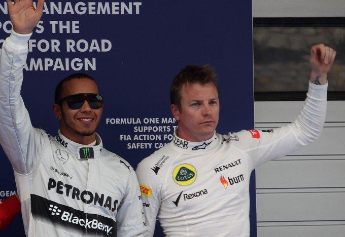 Raikkonen è scettico sul ritmo di gara della Lotus in Cina
