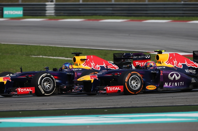 La Red Bull abolisce gli ordini di scuderia