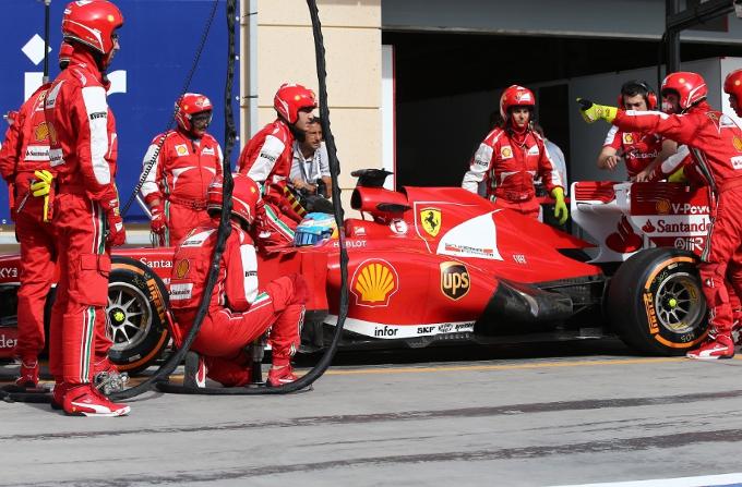 """Alonso: """"Siamo stati molto sfortunati"""""""