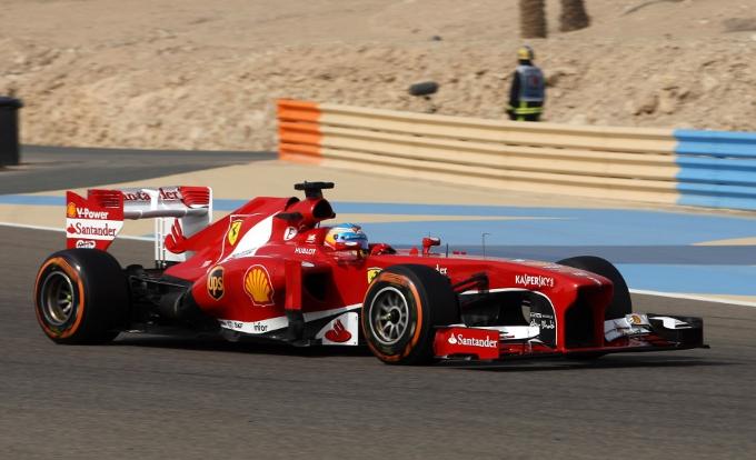 """Alonso: """"Soddisfatto per il terzo posto nelle qualifiche"""""""