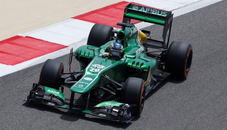 """Caterham: Pic, """"Forse avrei potuto passare anche Ricciardo"""""""