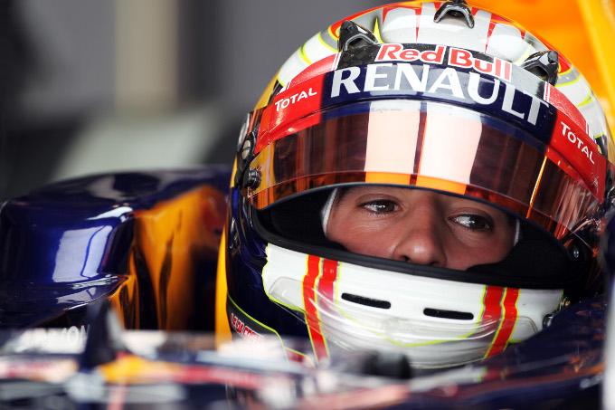 Red Bull: da Costa pilota di riserva in Cina
