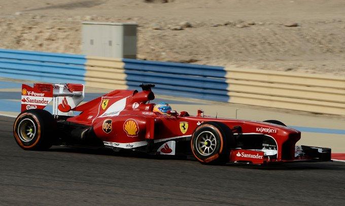 Ferrari: i problemi del Bahrain non tolgono serenità