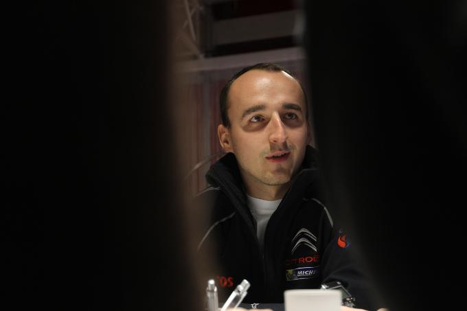 Mercedes: Kubica ha provato il simulatore di F1