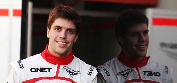 Luiz Razia pilota di riserva in Force India?