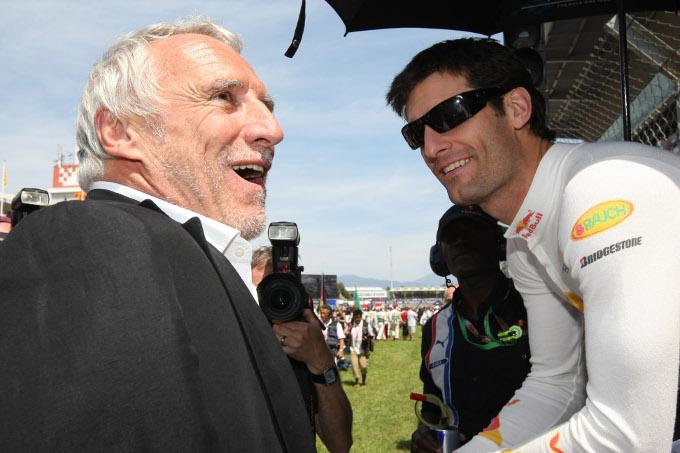 Lunedì ci sarà un incontro fra Webber e Mateschiz