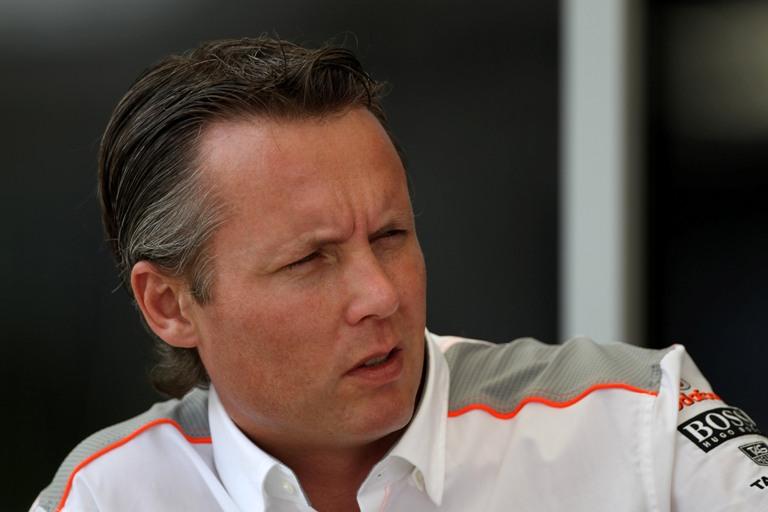"Michael: ""Niente ordini di scuderia in McLaren"""