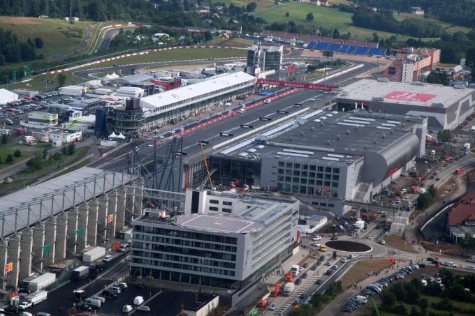 Nurburgring: ancora incerto il futuro dopo il 2013