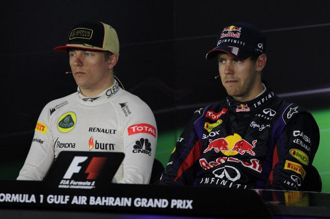 """Vettel: """"Sarei felice di avere Raikkonen come compagno alla Red Bull"""""""