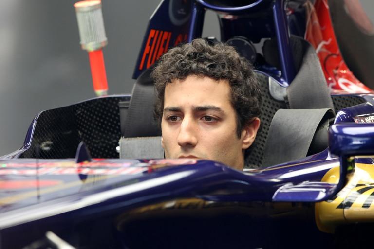 Ricciardo spera che le performance della Cina non siano state un caso