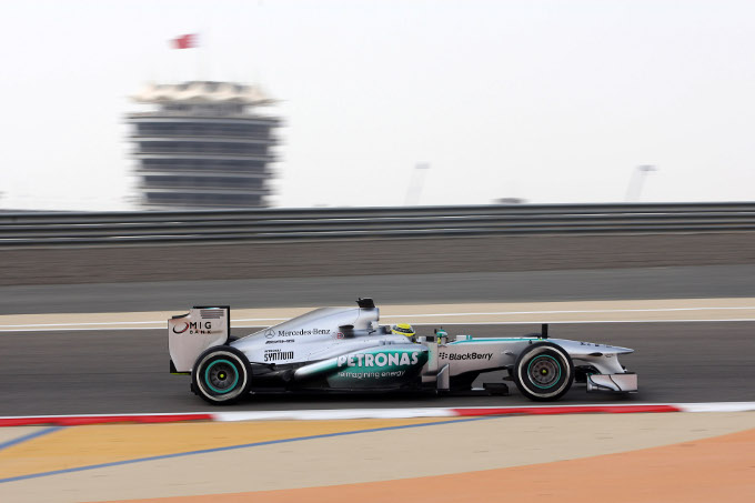 GP Bahrain: la gara in Diretta